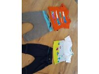 Baby boys 0-3 clothes branded items