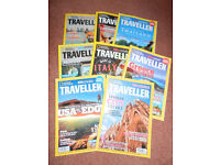 8 National Geographic Traveller Magazines