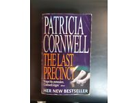 Patricia Cornwell Book The Last Precinct