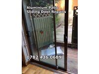 Sliding Patio Glass Door Repairs