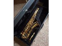 Tenor Saxophone Jupiter 500 series w/ Hard Case