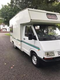 1997 Renault traffic elddis 4 berth camper immaculate condition