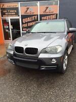 2007 BMW X5 3.0si/ LOADED/ LEATHER/ ALLOY/ PANARAMIC ROOF/ WAR