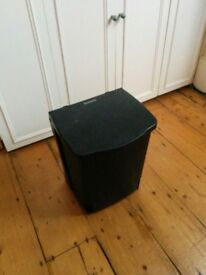 Two Garbage Cans for Sale from Brabantia and Habitat