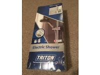 Triton 8.5kw electric shower £20