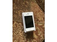 Apple iPhone 4s - white - 8gb - Vodafone