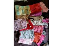 Long-sleeved blouses