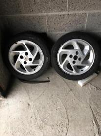 Ford Escort Alloys, RS Series 2, x4.