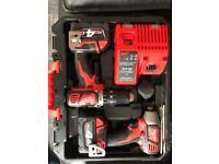 Milwaukee combi drill,impact drill,impact wrench