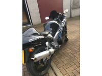 Hayabusa 1300rr 1999 deresticted version