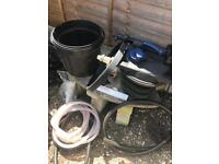 Used Oase Pond filter - FiltoClear 6000