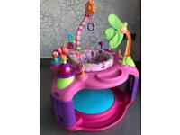 Mothercare bright stars baby activity bouncer