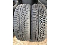 Part Worn Winter Tyres 205/55/16/195/215/225/235/245/255/35/40/45/50/17/18/19/20/21/22,285/295 Used
