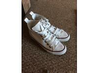 Next ladies hightops size 5