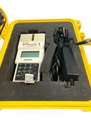 Jones Satellite3 Plus Spirometer With Case Free Fast Ship