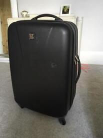 Tripp hardshell suitcase in black