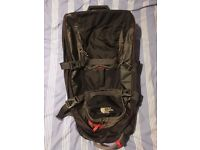 The north face long haul bag luggage