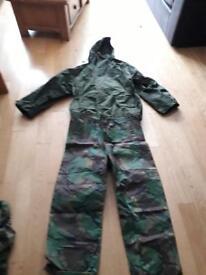 Combat Clothing