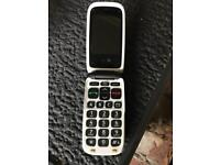 Doro easy phone 612 ( o2 network ) BIG BUTTONS