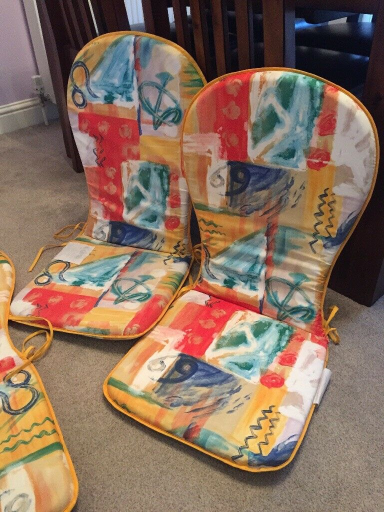 Garden seat covers