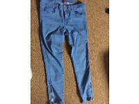 Women's jeans size 12-14