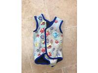Splash baby wrap and swim nappy