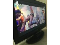 "32"" Samsung Fully HD Ready with built in Digital FreeView + 2x HDMi LCD TV ONLY £90"