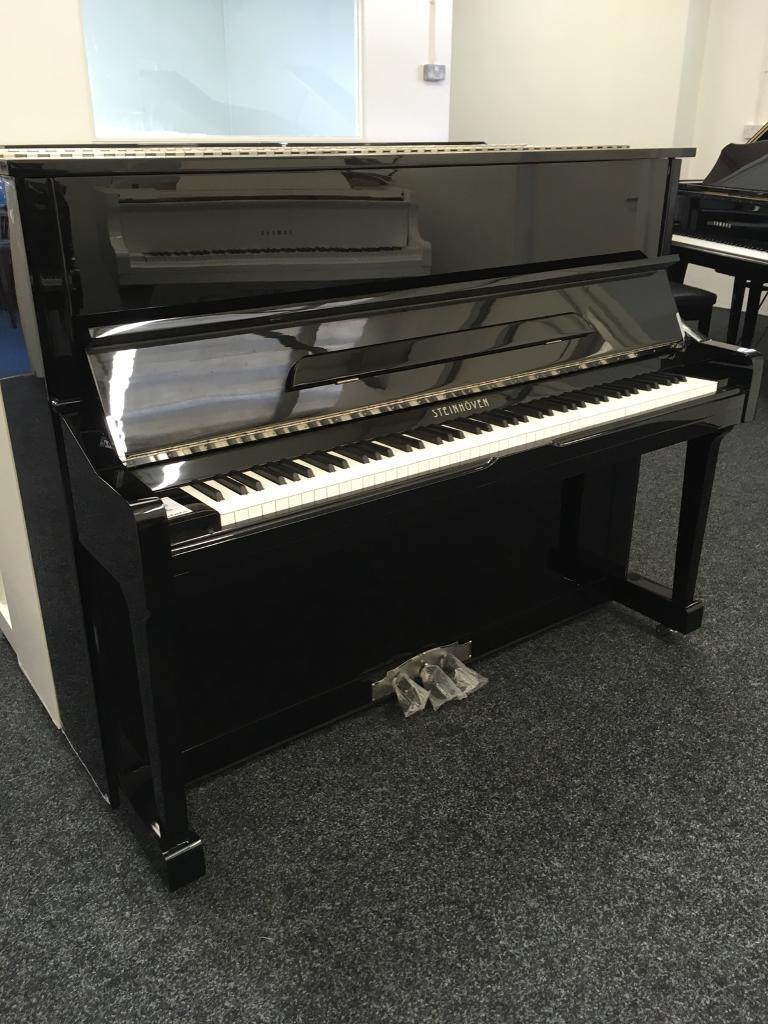 Brand New Steinhoven Upright Piano SU121 in stock same size as Yamaha U1