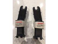 Recaro/Bugaboo Chameleon car seat adapters