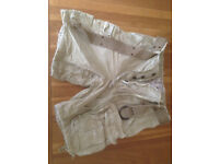 "Abercrombie & Fitch 'Bermuda' Men's Cargo Shorts (34""W) (never worn) JUST REDUCED"
