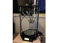 Geeetech G2S Delta 3D printer