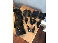 Various Plastic Guttering Pieces