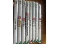 8 Wii games