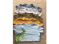 Boys Next t-shirts 10 years