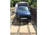 Audi A3 2.0 turbo petrol part x and cash my way
