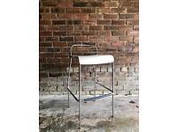 Italian designer high bar stool/chair