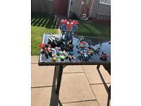 Transformers toy bundle