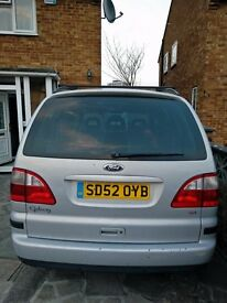 FORD GALAXY GHIA 1.9 TDI AUTOMATIC