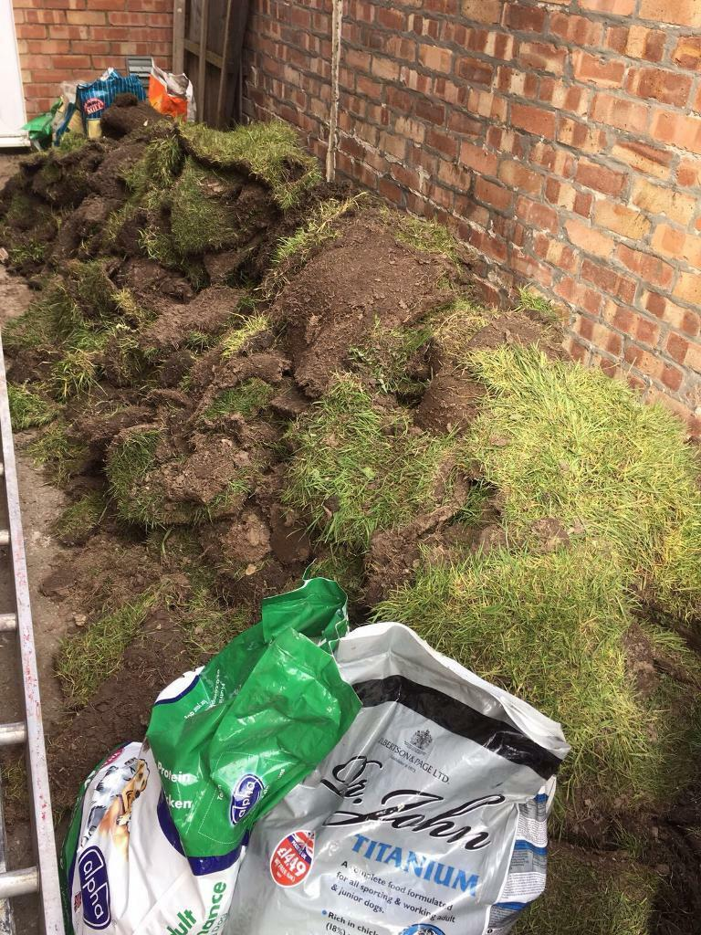 Free soil, turf and earth - collection only | in Liverpool ...