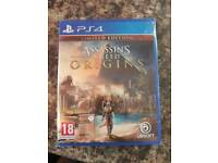 Assassins creed origins limited edition