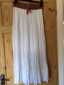 New Look Gypsy skirt size 10 as new