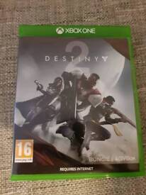 Destiny 2 Xbox One IMMACULATE Condition