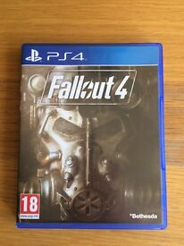 Fallout 4 PlayStation 4 superb edition