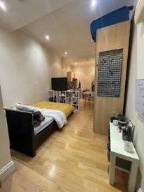 **Lovely Studio in Acton Town - All Bills Included**