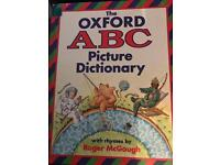 Oxford ABC Picture Dictionary 3yrs+