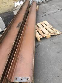 Steel Girders 31 foot Long