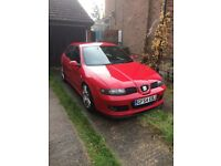 For sale my Cupra R in flash red. Kept in very good condition.