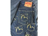 Excellent condition jeans worn once