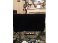 "28"" HD tv with DVD player Builtin"