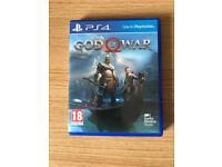 God of war Ps4 exclusive